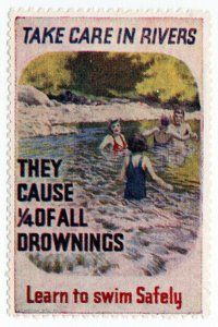(I.B) New Zealand Cinderella : Stop Drowning (Take Care in Rivers)