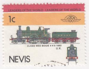 Nevis, Sc 190, CTO-NH, 1985, Locomotive