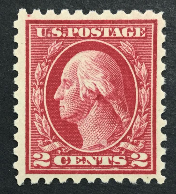MOMEN: US #463 MINT OG LH $ #23283