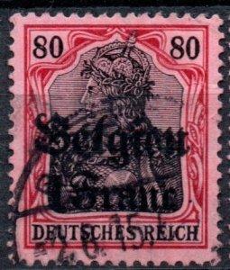 Belgium - German Occupation - 1914-1915 #N7 *Used*