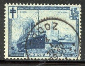 Belgium # B97, Used. CV $ 9.00