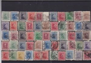 Uruguay shades postmarks Stamps Ref 14879
