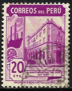 Peru 1938 Scott# 379 Used