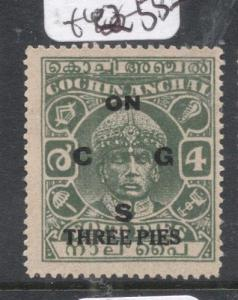India Cochin SG O62 NGAI (4dll)