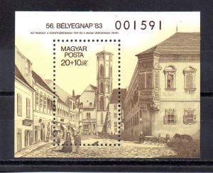 Hungary B332 MNH .