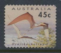 Australia SG 1430 Used  Self adhesive  - Prehistoric Animals