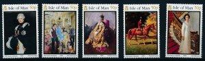 [I1005] Isle Of Man 2002 Elizabeth II good set of stamps very fine MNH