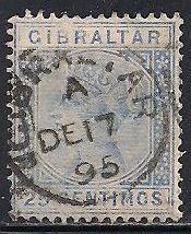 Gibraltar 32 Used - Victoria