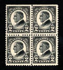 SCOTT # 610 MINT NEVER HINGED BLOCK OF 4 STAMPS !!!!