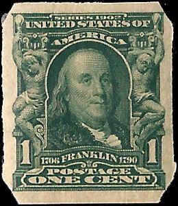 314 Mint,OG,HR... SCV $57.50 (for pair)...US Automatic Vending Co perfs