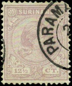 Surinam Scott #26 Used