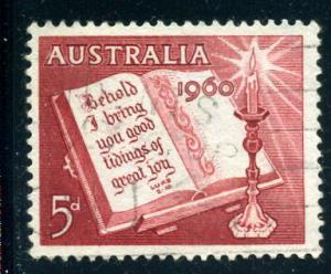 Australia - Scott #339 - 5d - Bible & Candle - Used