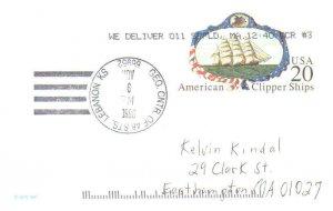 United States Kansas Lebanon 66952 Geo. Cntr. Of 48 Sts. 1996 Community Promo...