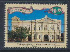 Australia SG 1380  Used  - Discovery Gold