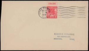 United States, Iowa, 1930's Commemoratives