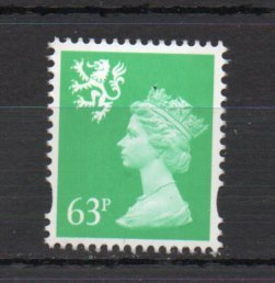 Great Britain - Scotland SMH97 MNH