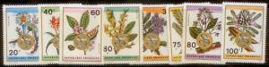 Rwanda 1969 SC# 298-305 MNH  L59