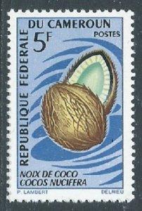 Cameroun, Sc #464, 5fr MH