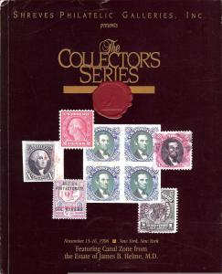 Shreve's: Sale #   -  The Collector's Series Featuring Ca...