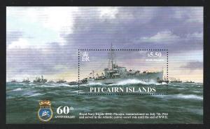 Pitcairn Island   mnh sc 599