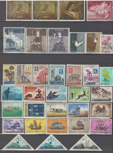 COLLECTION LOT # 45 SAN MARINO 67 STAMPS CLEARANCE