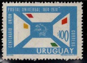 Uruguay Scott 892 UPU stamp