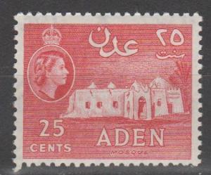 Aden #51 MNH F-VF (ST1927)