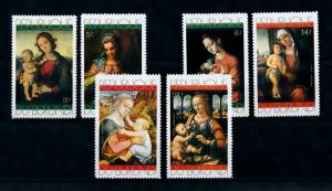 [99149] Burundi 1971 Christmas Paintings Madonna with Child  MNH