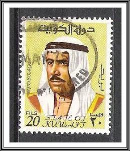 Kuwait #465 Sheik Sabah Used