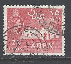 Aden Sc # 51 used (RS)