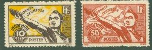 INDO-CHINA 241-42 MH CV$ 5.15 BIN$ 2.35
