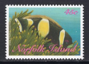 Norfolk Island 649 Fish MNH VF