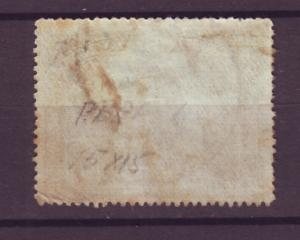 J21295 Jlstamps 1915-20 belgium used #121a perf 15, $125.00 scv see discription