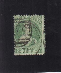 New Zealand: Sc #20, Used (36204)