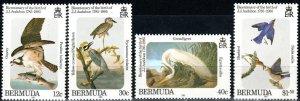 Bermuda #465-8 MNH CV $14.00 (X9505)