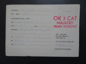 Czechoslovakia 1960 Spartakiade Postcard w/ Event Cncl / Light Creasing - Z8346