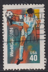 United States 2835 World Cup Soccer 1994