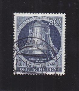 Germany-Berlin: Sc #9N78, Used (S18427)
