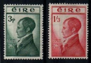 Ireland Scott 149-50 Mint NH (Catalog Value $75.00)