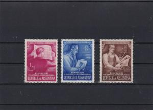 argentina philatelic exposition mint never hinged stamps ref r9365