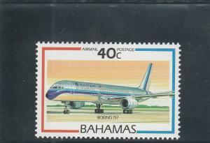 Bahamas  Scott#  C6  MNH  (1987 Aircraft)