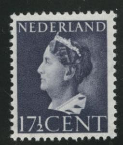 Netherlands Scott 220B MNH** 1946 Queen Wilhelmina CV$1.25