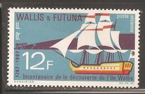 Wallis and Futuna Islands  SC   C29  Mint, Never Hinged