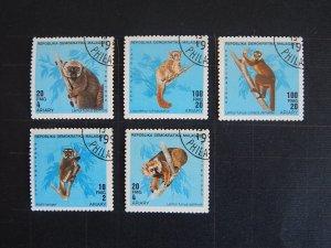 Malagasy Republic, Animals, (2305-Т)