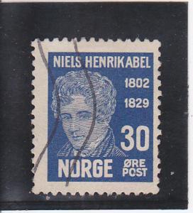 Norway  Scott#  148  Used