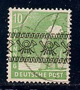 Germany Deutsche Post Scott # 603, used, variation