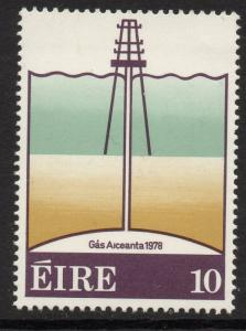 IRELAND SG428 1978 NATURAL GAS MNH