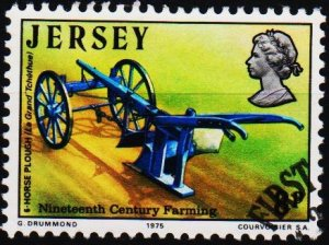 Jersey. 1975 8p S.G.121 Fine Used