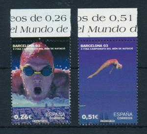 [24863] Spain 2003 Sport Swimming MNH