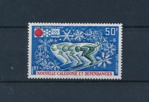 [46353] New Caledonia 1972 Olympic games Sapporo Skiing MNH